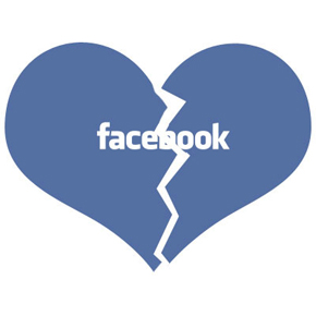 I almost broke up with Facebook