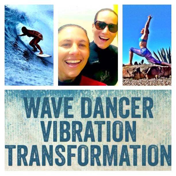 WAVE DANCER VIBRATION TRANSFORMATION