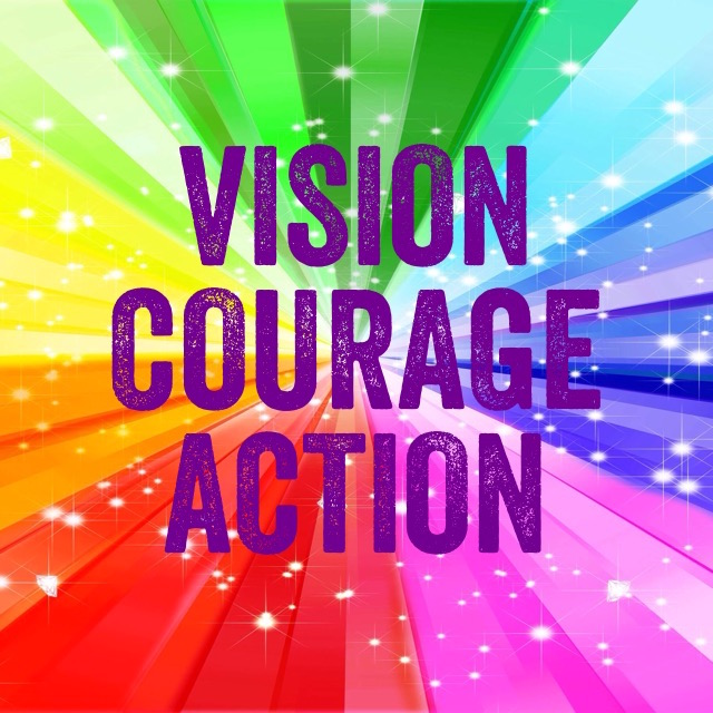 VISION COURAGE ACTION MANIFESTATION GROUP - NEW YEAR SESSION