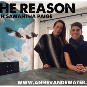 THE REASON INTERVIEW with Samantha Paige