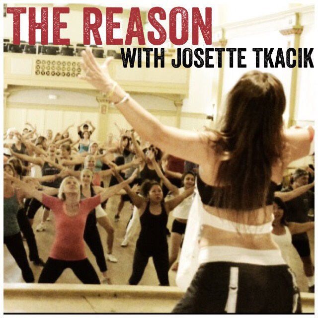 THE REASON Interview with Josette Tkacik