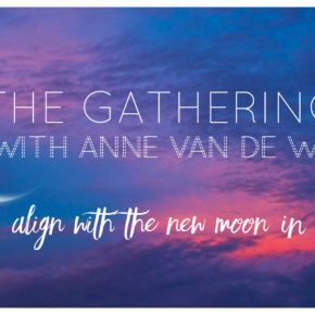 THE GATHERING - Align with the New Moon in Libra