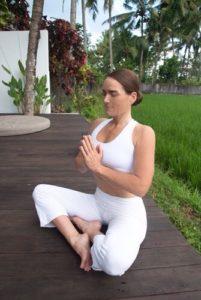 Anne Van De Water - Yoga - Yoganesha - Namaste