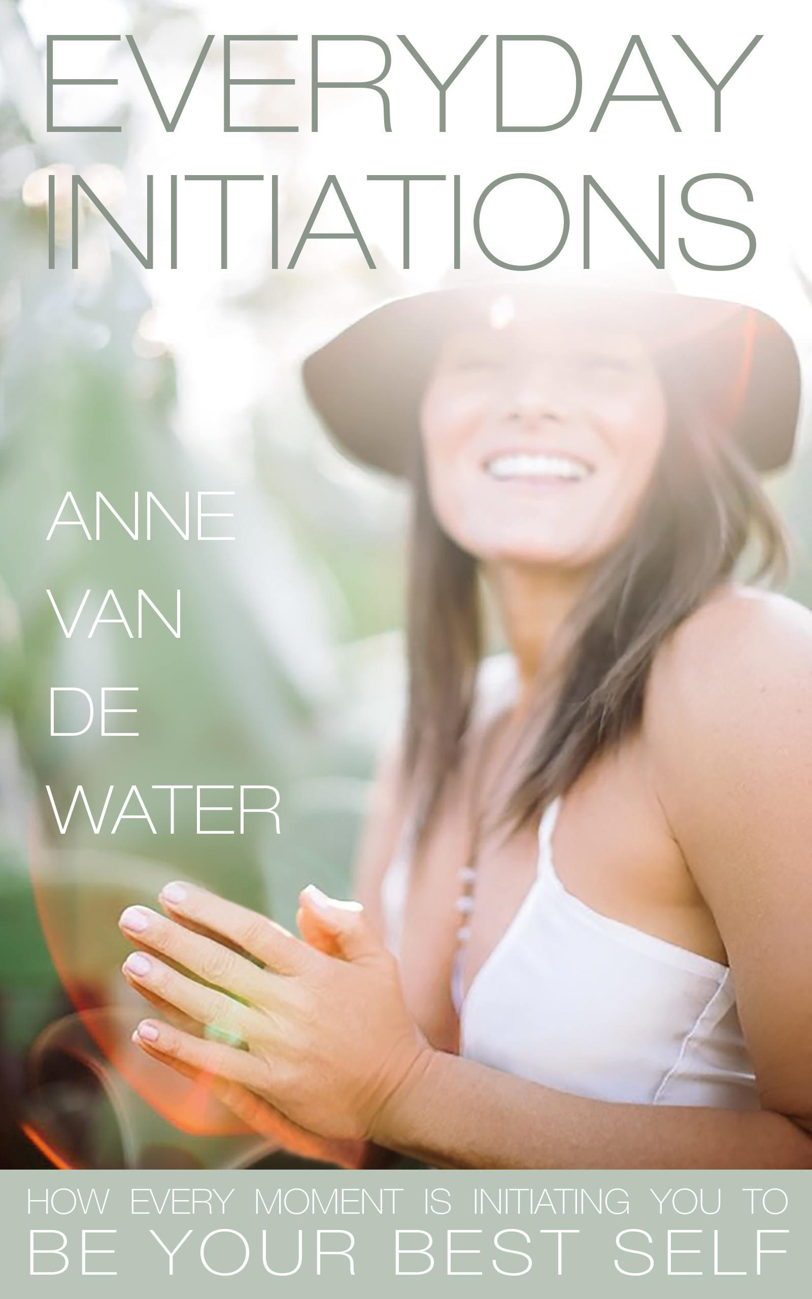 MY BOOK: EVERYDAY INITIATIONS